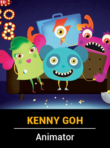 animator kenny goh