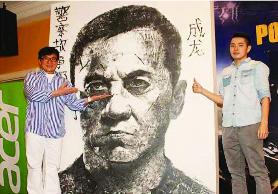 Wong Jing Yuan Jackie Chan