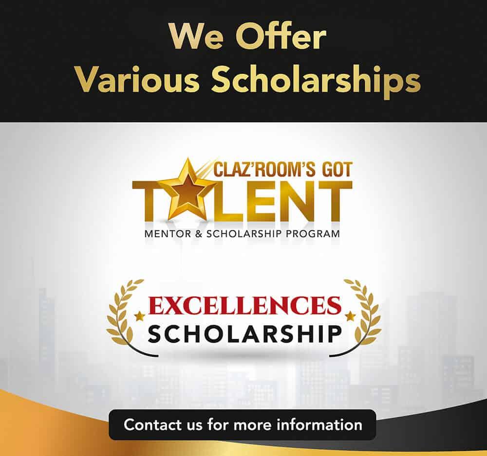 clazroom scholarship mobile