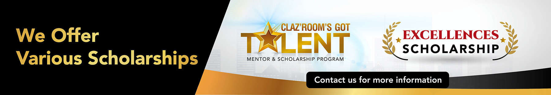 clazroom scholarship