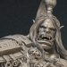 "Zbrush Sculpting ""Grommash Hellscream"""